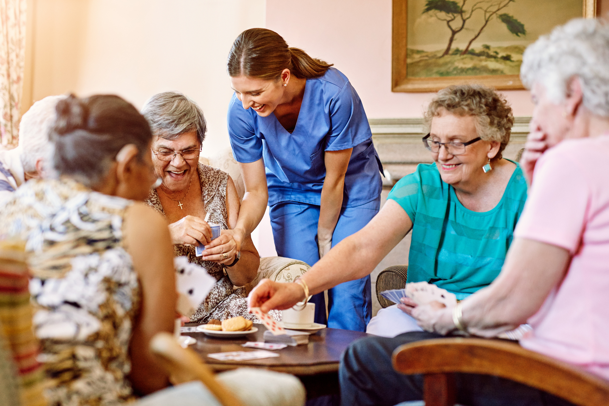 Benefits of Workers Compensation Insurance for Residential Care Facilities