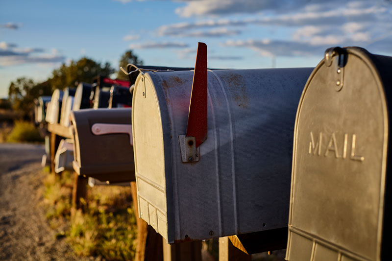 Commercial Auto Insurance for Rural USPS Mail Carrier Drivers