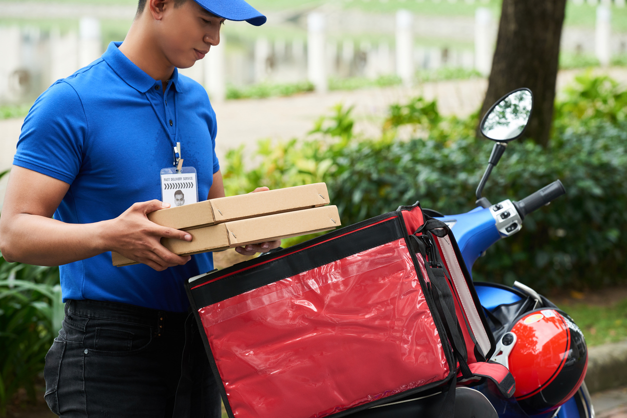 food delivery insurance