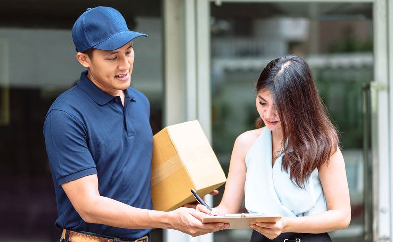 Courier Insurance Quote