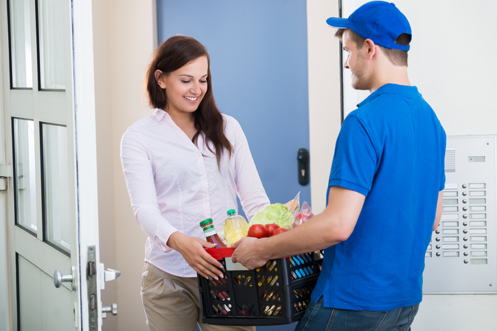 grocery delivery insurance