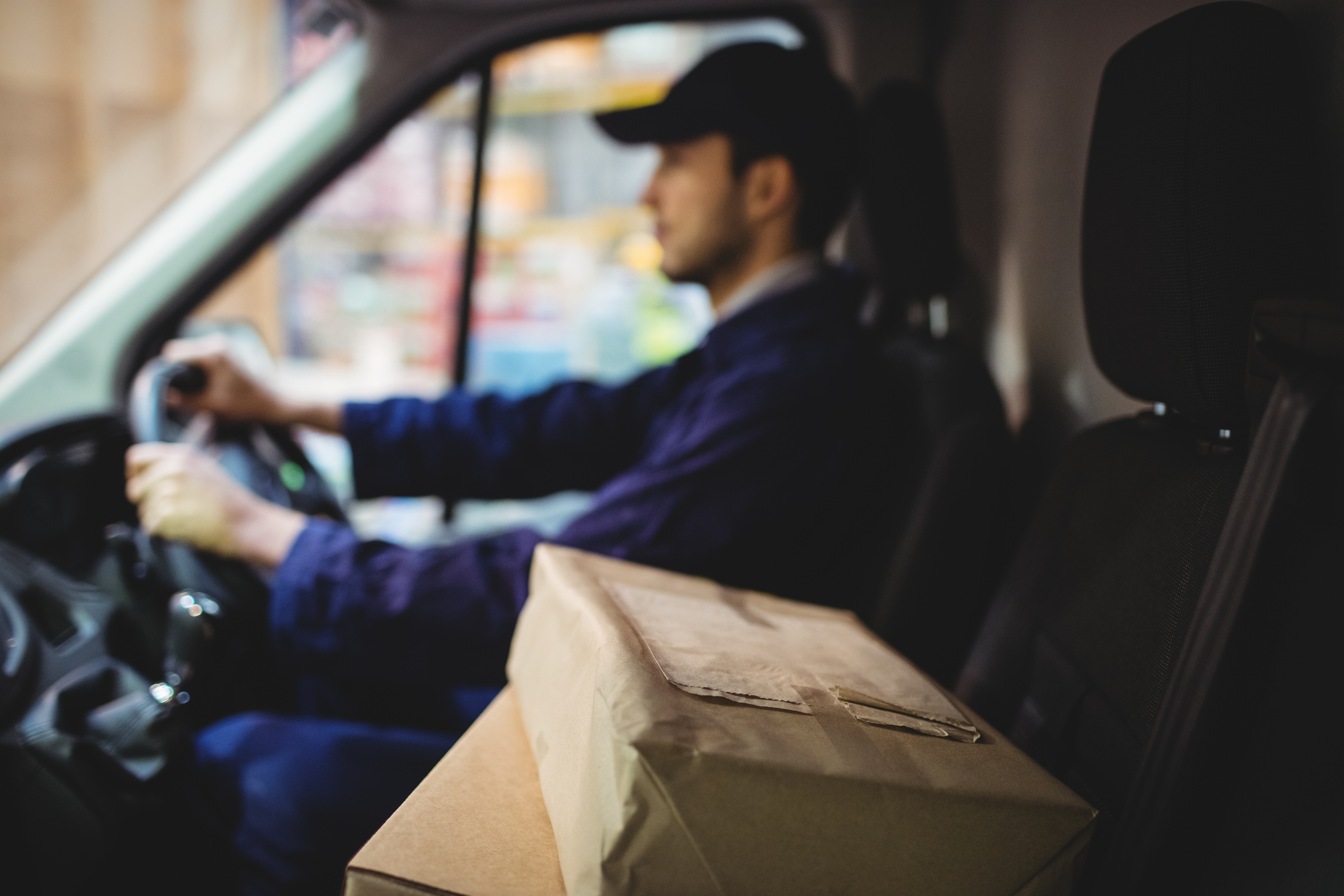 Commercial Car Insurance for Delivery Drivers