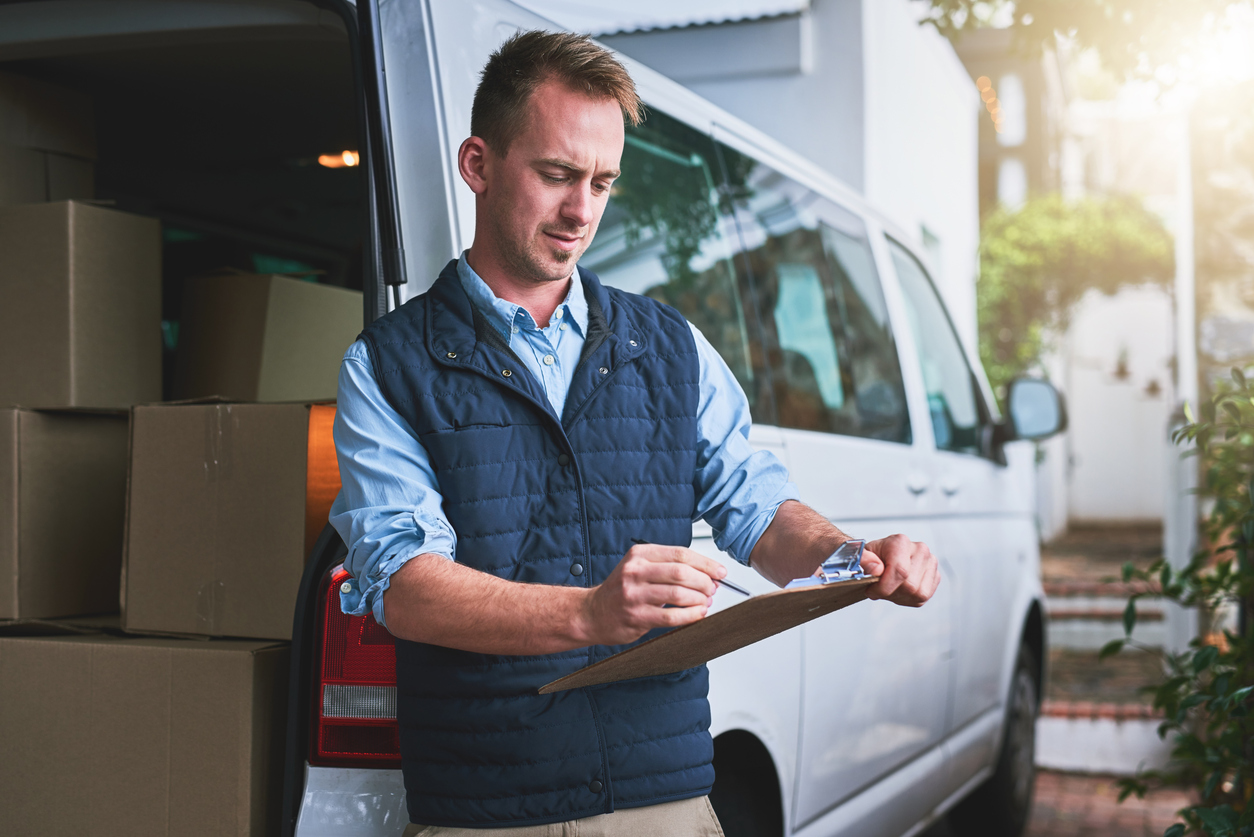 Courier Business Car Insurance, Auto Insurance, Delivery Services
