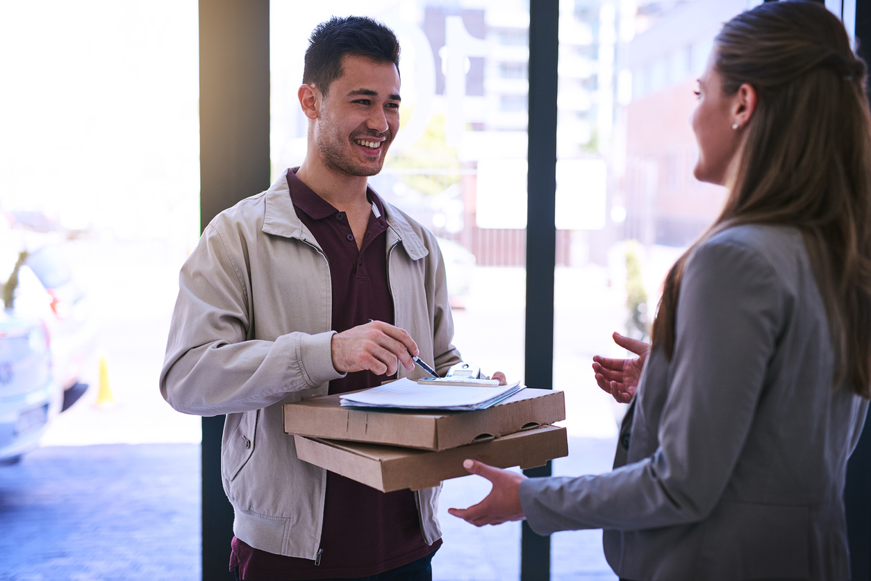 Food Delivery Insurance   Commercial Auto and Business Insurance