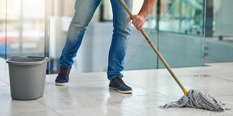 Workers Compensation Insurance for Janitorial Cleaning (Code 9008)