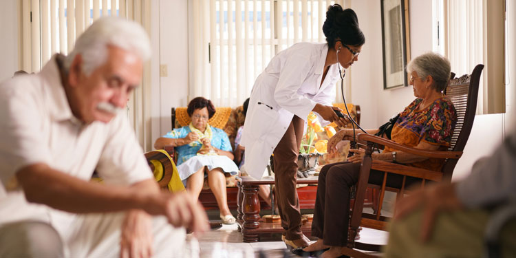 Worker's Compensation Insurance for Nursing Homes | Brookhurst Insurance