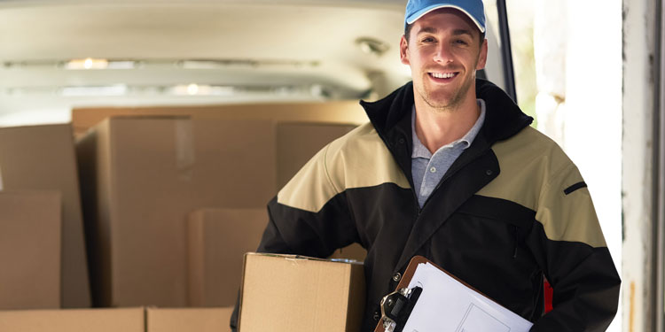 Parcel Delivery Companies Workers Compensation Insurance | Brookhurst