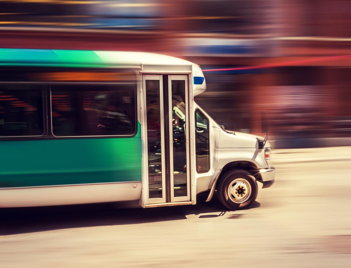 Shuttle Bus Conversion Insurance | Transportation Industry