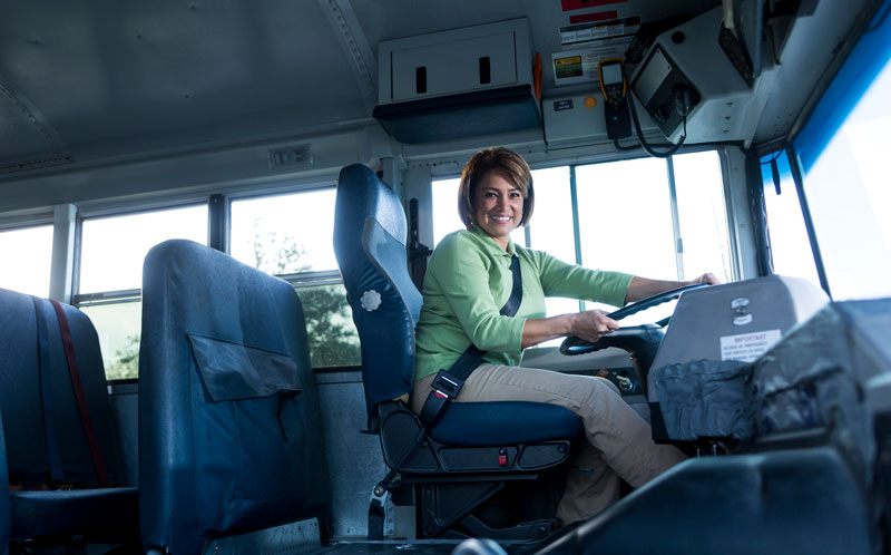 Workers Compensation for Bus Drivers | Commercial Auto Insurance