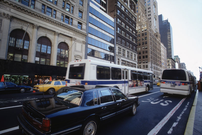 Bus or Limousine Operations Workers Compensation Insurance