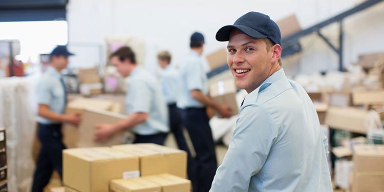 Workers Compensation Insurance for Logistics & Warehouse Services