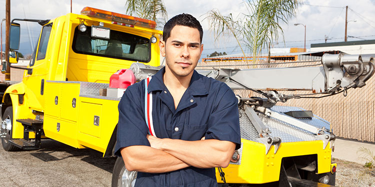 Workers Compensation for Towing Companies | Tow Truck Workers